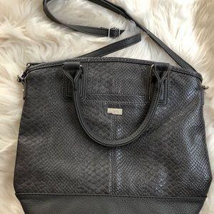 Jewell by thirty-one vegan satchel handbag purse